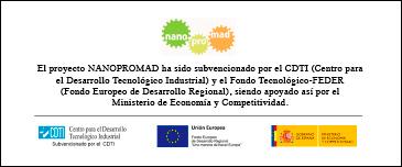 Innovación continua Proyecto Nanopromad