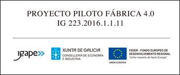 Proyecyo Piloto Fábrica 4.0