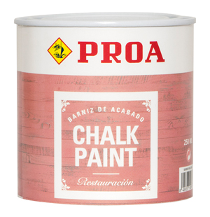 BARNIZ CHALK PAINT