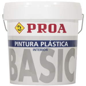 PINTURA PLAST INTERIOR BASIC