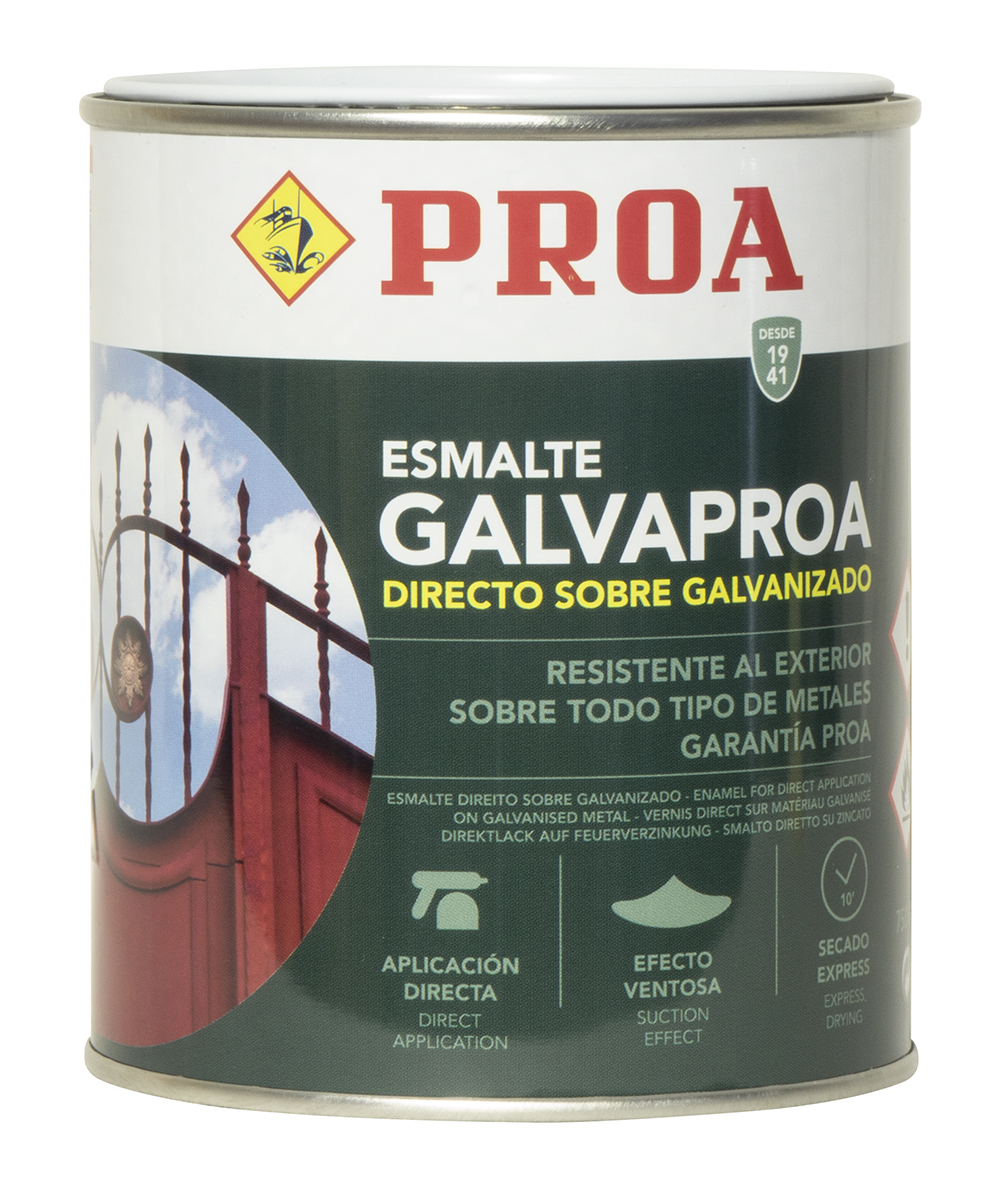 PINTURA GALVAPROA FORJA