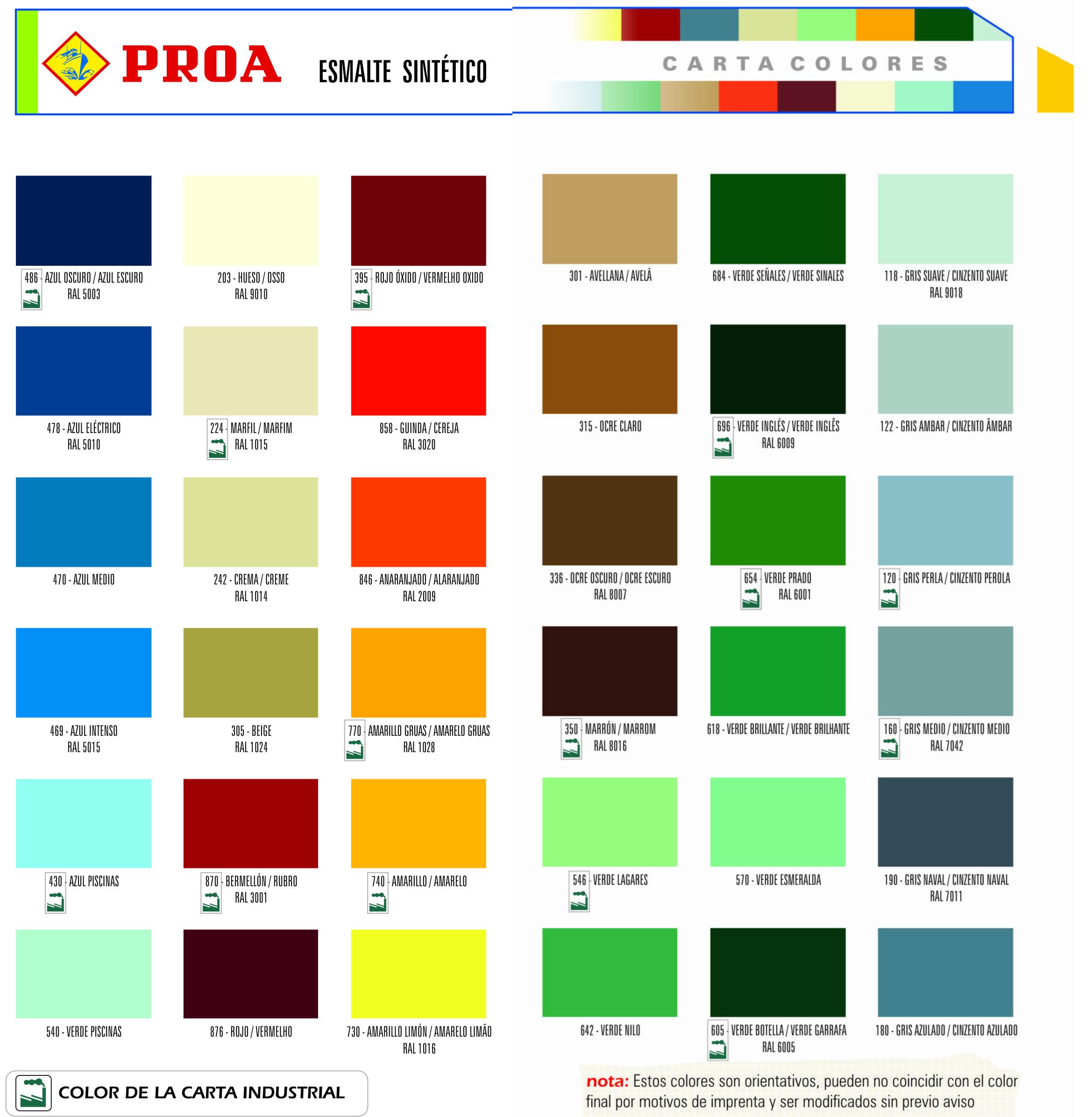 Carta colores montana 94 pdf writer